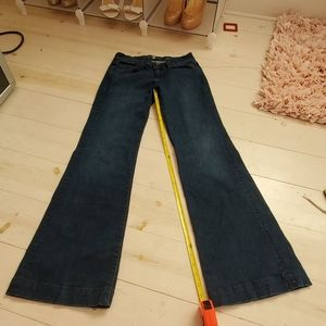 Nwot 7 for all mankind tailorless dojo jeans 25